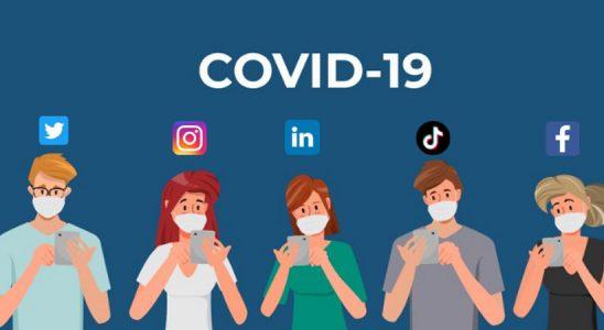 redes sociales covid-19
